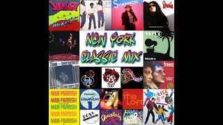 NEW YORK CLUB CLASSIC MIX.  FUNHOUSE, ROXY, GARAGE MIX.