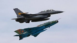 Mig-21 Versus F-16: How Did An Ageing Jet Down One of the World's Top Aircraft | Surgical Strike 2