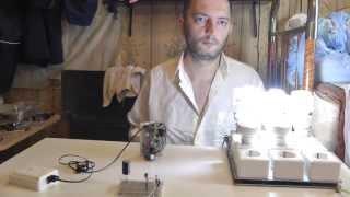 v.05 Arduino Включение света и отправка ИК сигнала с помощью хлопка Clap Switch