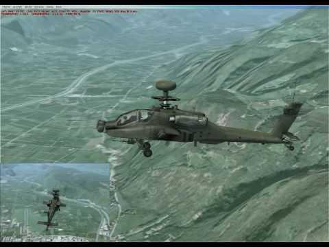 FSX Apache Alphasim