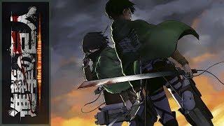 Вторжение Титанов 2 й сезон оп Shinzou Wo Sasageyo Русский кавер от Jackie O B Lion Ремикс
