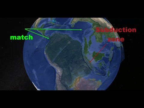 Earth's surface features DO NOT support Plate Tectonics !