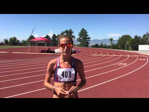 U.S. Olympian Amy Hastings on Rio and running in Utah