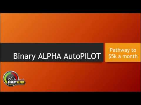 webiner a pathway to make 5k a month with baap for binaryoptions trader