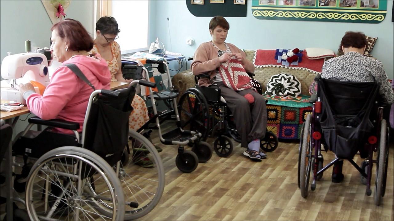 Дом престарелых и инвалидов в павлодаре как поступить в дом престарелых