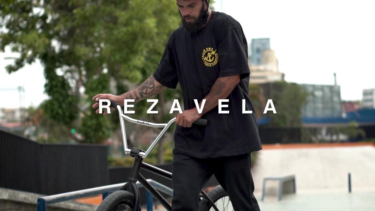 PROUDLY WELCOMES FREAK BMX RODRIGO REZAVELA