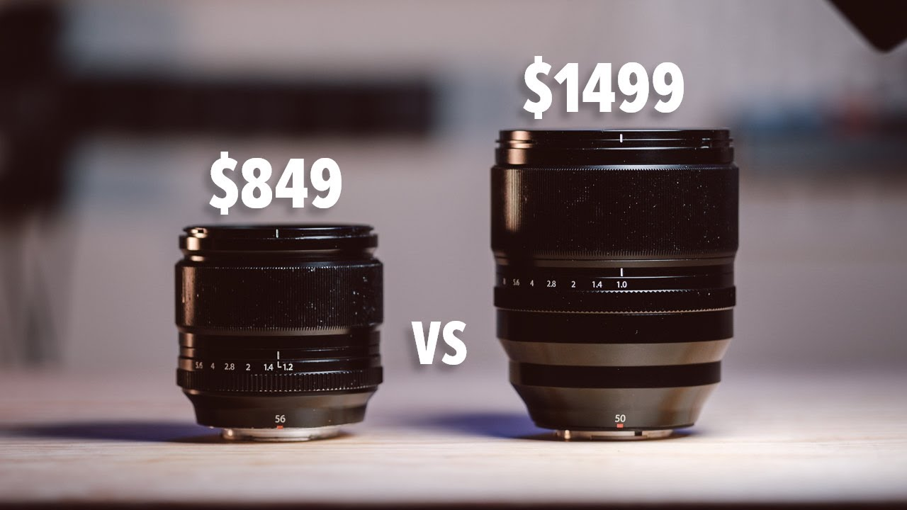 Fujifilm 50mm f1.0: Is it WORTH the $650 upgrade?!