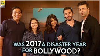 Was 2017 Bollywood's Disaster Year? | Karan Johar, Ekta Kapoor, Ronnie Screwvala, Ritesh Sidhwani