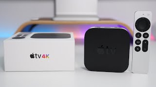 An Updated Apple TV 4K HDR with a new Siri Remote is finally here. In this video I unbox the the new Apple TV 4K for 2021. I show you what comes in the box, ...