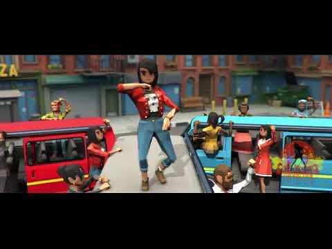 DJ Mjava - Tobetsa (Animated)