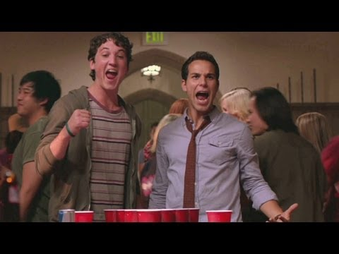 21 And Over Clip - Beer Pong
