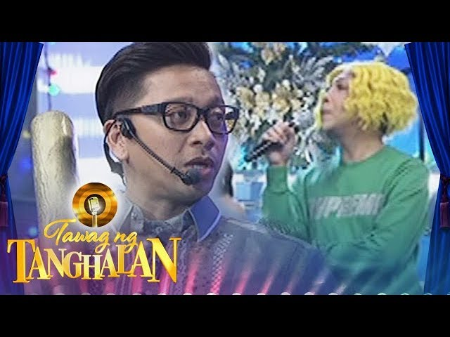 "Tawag ng Tanghalan: Vice's reaction to Jhongs ""Pasko Na Sinta Ko"" parody"