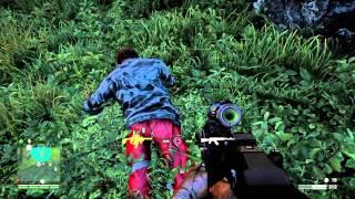 Far Cry® 4 Body throwing