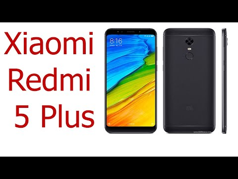 ОНЛАЙН ТРЕЙД.РУ — Смартфон Xiaomi Redmi 5 Plus 4/64GB Black