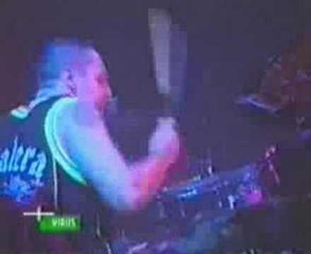 Sepultura-Choke Live 1998 são paulo