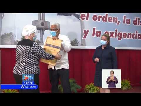 Villa Clara, sede del acto central por el Día del Jurista en Cuba