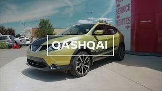 Apprenez-en plus sur le tout nouveau QASHQAI avec le Groupe Beaucage Nissan