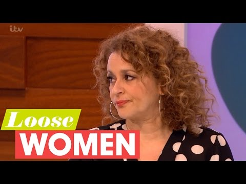 Nadia Speaks Candidly About Her Husband's Alcoholism   Loose Women