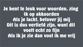 Joël - Ik Denk Aan Jou (Lyrics Video)