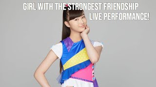 Momoka & Rin From MagiMajo Pures| A Girl With The Strongest Friendship (Live Performance)
