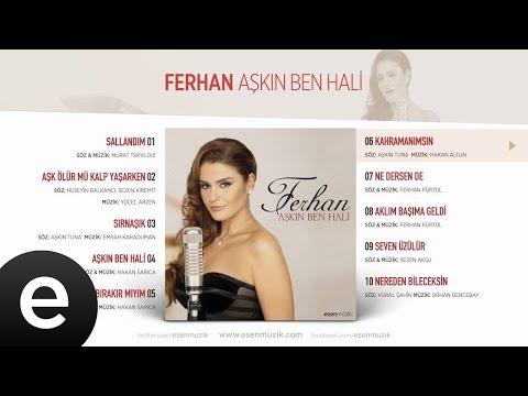 Kahramanımsın (Ferhan) Official Audio #kahramanımsın #ferhan