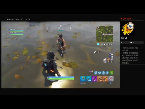 Fortnite battle royal 32+wins 1000+kills live