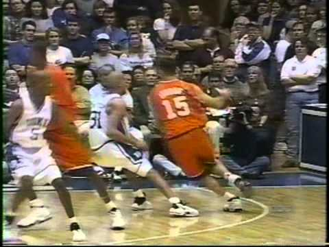 01/17/1998:  #24 Clemson Tigers at #2 Duke Blue Devils