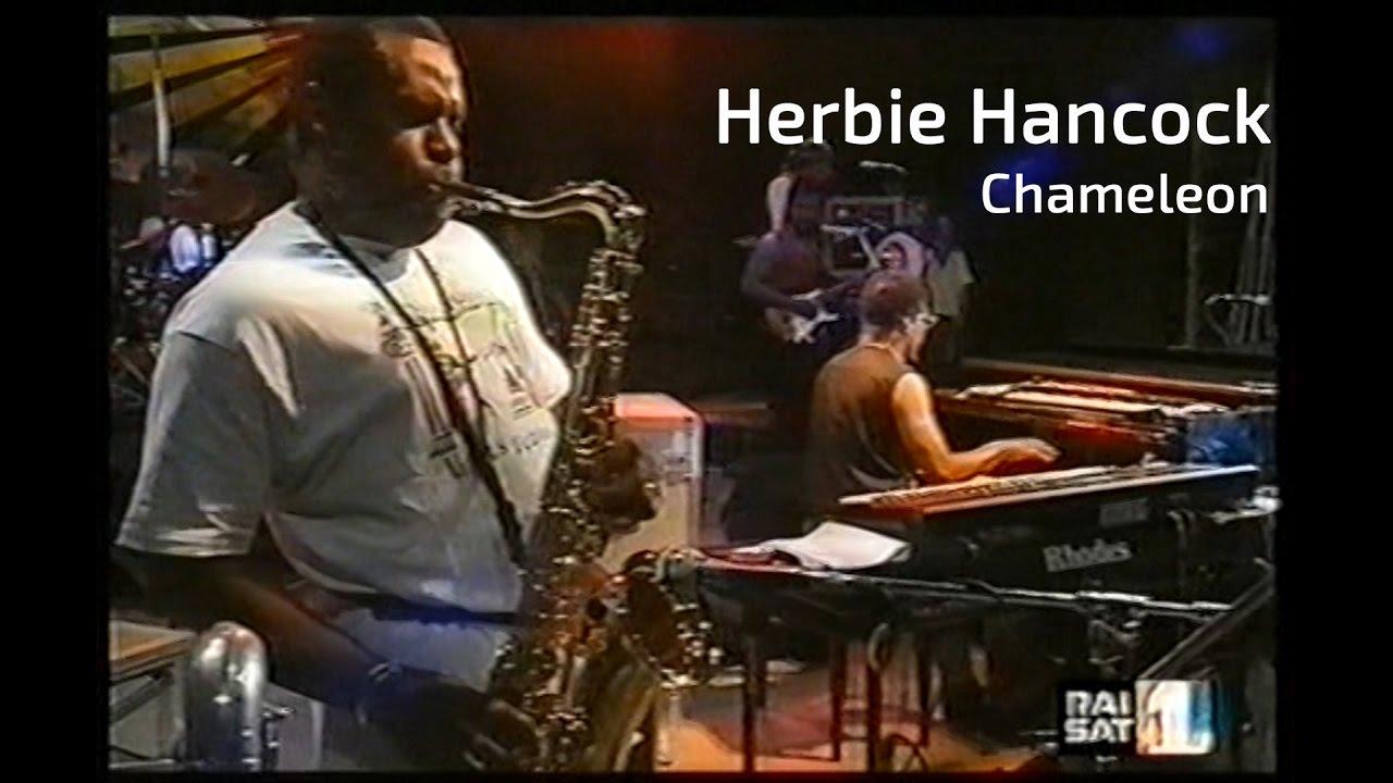 Herbie Hancock - Chameleon (Live) Umbria jazz '94