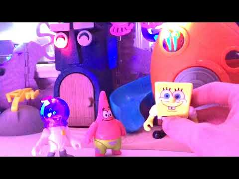 The Imaginext SpongeBob Musical - Hero is My Middle Name