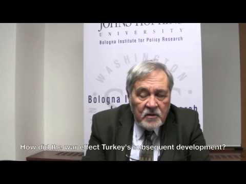 A Three-Question Interview with Dr. Ilber Ortayli