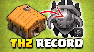World Record for TH2 in Masters League!