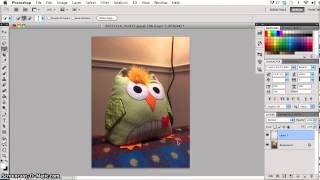 Layer Via Cut & Layer Via Copy - Photoshop Beginners Tutorial 03.1