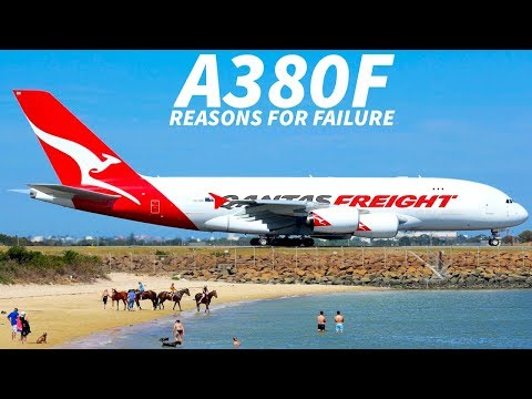 Why Isn't THERE an A380F?