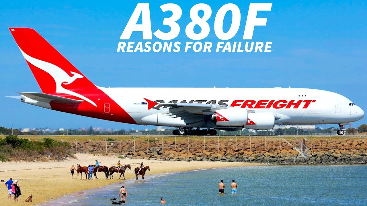 why isn t there an a380f youtube