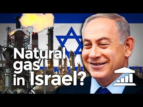 An Oil BOOM in ISRAEL? - VisualPolitik EN