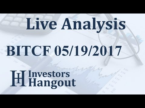BITCF Stock Live Analysis 05-19-2017