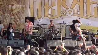 Video Vierratale - Terlalu Lama (Live at SMAN 1 Jepara - 9/9/2013) download MP3, 3GP, MP4, WEBM, AVI, FLV Maret 2018