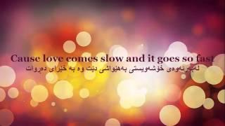 passenger let her go (Jasmine Thompson) kurdish subtitle