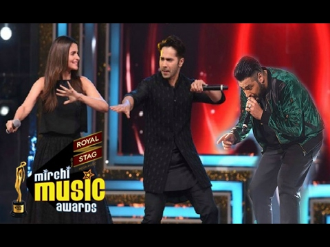 Mirchi Music Awards 2017 Full Show - Arijit Singh, Badshah, Sonu Nigam, Alia Bhatt - Red Carpet HD