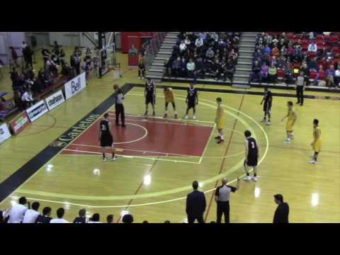 Queen's University @ Carleton University - Sukhpreet Singh 39 points