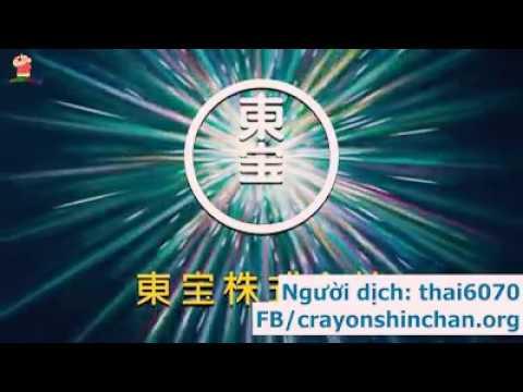Shin movie 24:  Shin và cuộc chiến trong mơ!!!!!😚😚