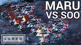 StarCraft 2: FEAR THE THUNDER! (Maru vs soO)