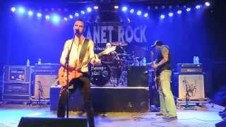 SAVING ABEL AND TRASH THE BRAND TOGEATHER @ PLANET ROCK BATTLE CREEK MI