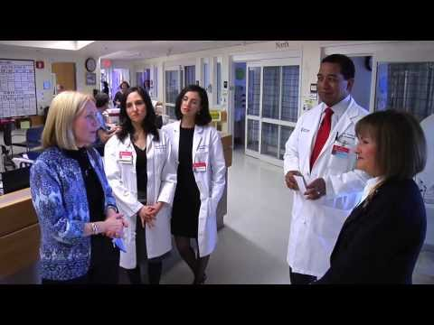 Twin Doctors Tour The NICU That Cared For Them