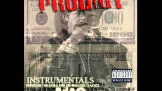 Prodigy - The Dough (Instrumental)