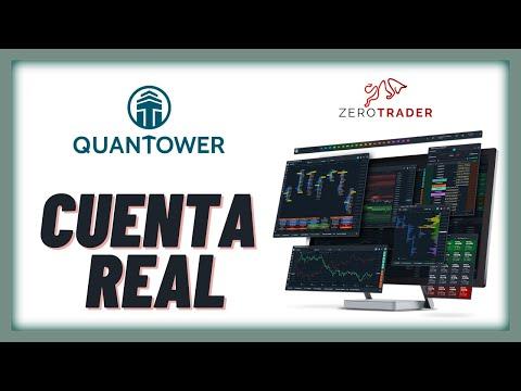 QUANTOWER / ¿Cómo abrir cuenta real con el Broker AMP Futures?