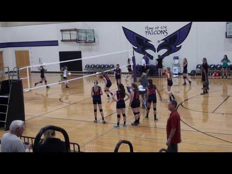 Four Points Middle School Volleyball Tournament (1) 2014-09-13