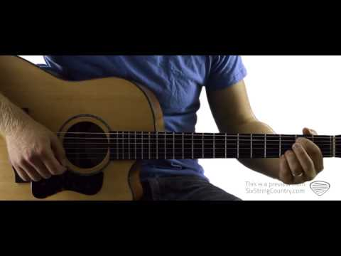 Southern Girl Tim McGraw Guitar Lesson and Tutorial