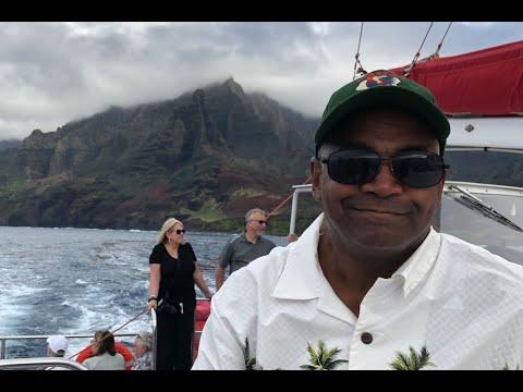 Captain Andy's Na Pali Sunset Dinner Cruise In Kauai