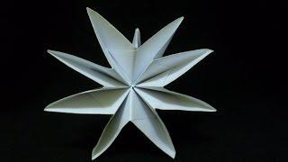 Cara Membuat Origami Bunga Melati | Origami Bunga dan Tanaman